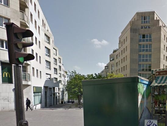 L'allée de la synagogue ©GoogleMaps