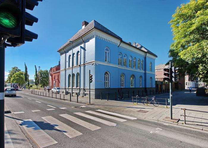 Synagogue de Trondheim ©Synagogues 360