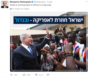 afrique israel