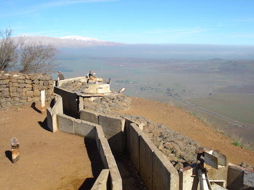 Golan ©Wikipédia